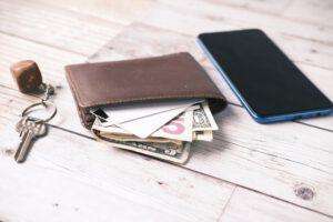 Kredyt gotówkowy, pieniądze